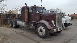 100 1950 Trucks For Sale Kenworth HS523C Stock 50 JECO Truck And Trailer
