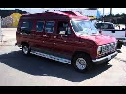 1989 Ford E Series Van CONVERSION For Sale In Spokane Valley WA