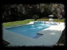 vintage swimming pool