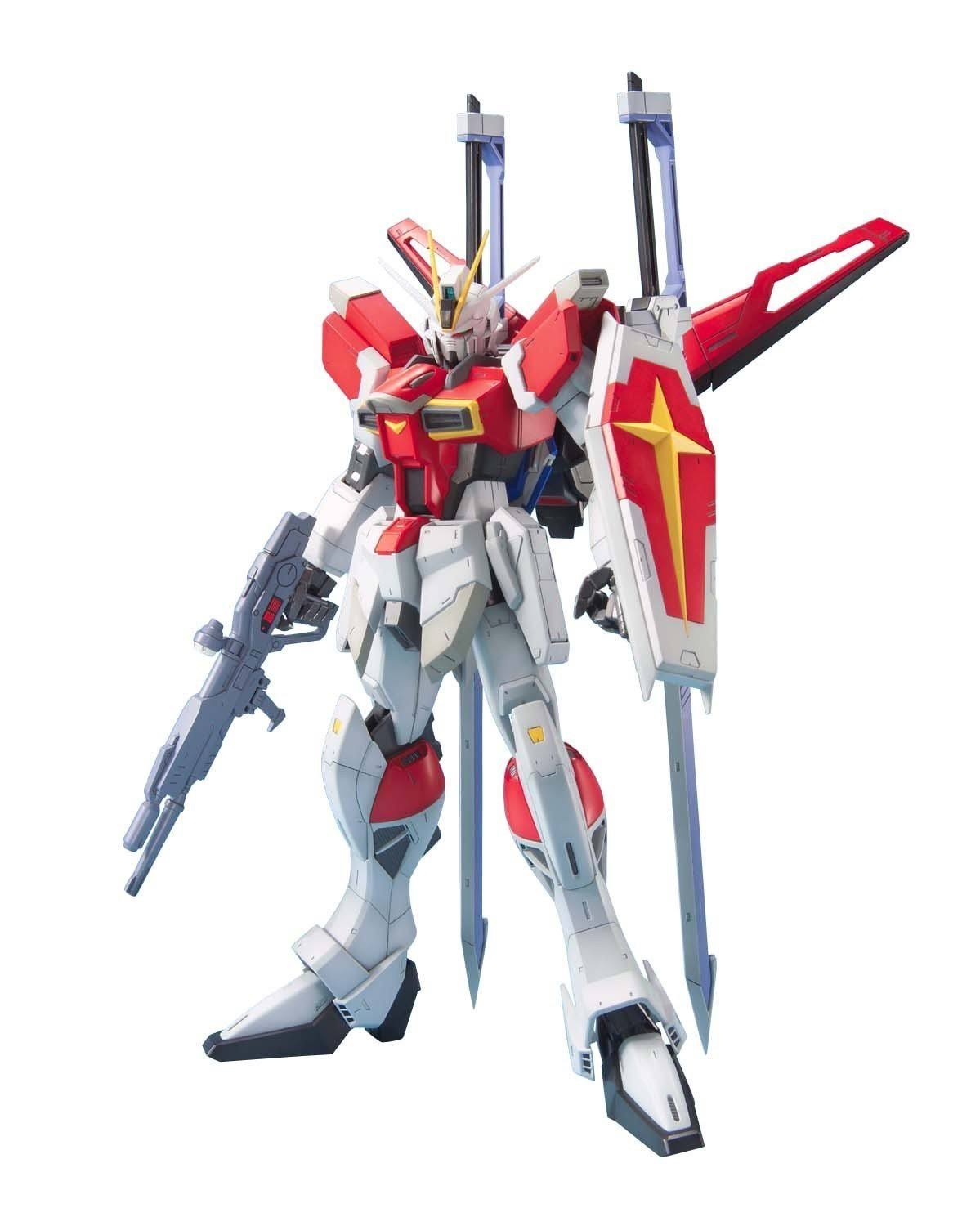 Bandai MG 584946 Gundam Sword Impulse Model - 1/100 Scale