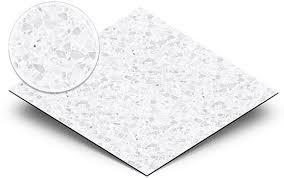 Terrazzo Flooring Arctic White Terrazzio