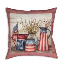 Buy American Flag Pillow from Bed Bath & Beyond