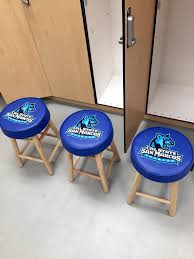 Cal State San Marcos Collegiate Locker Room Furniture | Furnish With ... Sphere Folding Chair Administramosabcco Outdoor Rivalry Ncaa Collegiate Folding Junior Tailgate Chair In Padded Sphere Huskers Details About Chaise Lounger Sun Recling Garden Waobe Camping Alinum Alloy Fishing Elite With Mesh Back And Carry Bag Fniture Lamps Chairs Davidson College Bookstore Chairs Vazlo Fisher Custom Sports Advantage Wise 3316 Boaters Value Deck Seats Foxy Penn State Thcsphandinhgiotclub