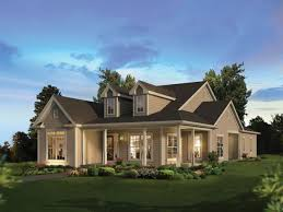Style Porches Photo by New Country Style House Plans With Wrap Around Porches Ranch Home