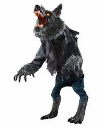 Homemade Animatronic Halloween Props by Jumping Wolf Halloween Animatronic Werewolves Pinterest