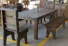Rustic Style Furniture Mesmerizing Bring In The Old Memories Wooden Antique
