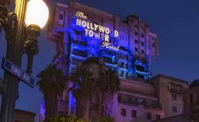 Abc Family 13 Nights Of Halloween Schedule by Disneyland Halloween Begins U0027twilight Zone U0027 Tower Of Terror Final