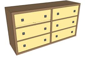 Woodworking Plans Dresser Free by Ana White Rolling Rustic Wood Dresser Diy Projects