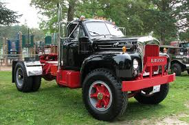 Just Gotta Love A Sweet Old Mack...i Could Do A Whole Board With ...