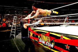 Curtain Call Wwe Deutsch by Ranking Summerslam 6 2009 Cm Punk Vs Jeff Hardy Cageside Seats