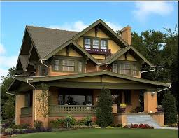 Arts And Craft Style Home by American Craftsman Houses Search Home Decor Diy