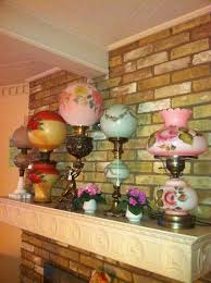 Antique Hurricane Lamp Globes by 147 Best Hurricane Oil Lamps Images On Pinterest Oil Lamps