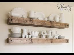 floating shelves diy floating shelves brackets diy youtube