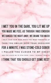 Bones Sinking Like Stones Traducida by James Arthur Say You Won U0027t Let Go Music Pinterest James
