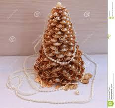Seashell Christmas Tree Garland by Seashell Christmas Tree Christmas Lights Decoration