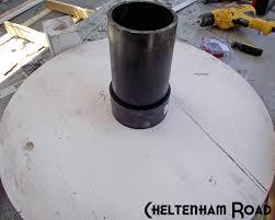 DIY Rotating Display Stand Tutorial Cheltenham Road