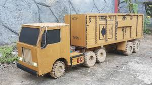 100 Dc Toy Trucks Wow Dc Motor Container Truck With Cardboard Papercardboard