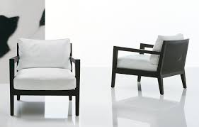 100 Contemporary Armchair Fabric Leather Sled Base Gaston Ideas Vincent