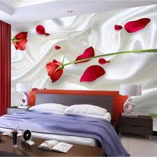nach wandbild tapete 3d stereo rote sofa hintergrund wandmalereien vlies schlafzimmer tv hintergrund foto tapete für wände 3d