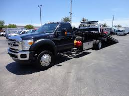 100 Ford Tow Truck 2016 Used F550 REG CAB 4X2 195FT LCG CHEVRON ROLLBACK TOW