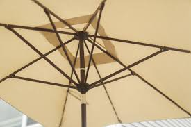 Hampton Bay Patio Umbrella by Modern Eclectic Patio That U0027s Perfect For Entertaining