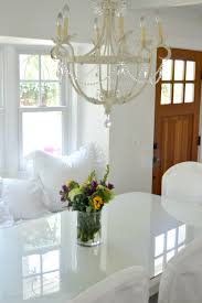 Shabby Chic Dining Room by Shabby Chic Beach Cottage Tour Exquisitely Unremarkable