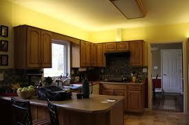 above kitchen cabinet rope lighting kitchen lighting ideas