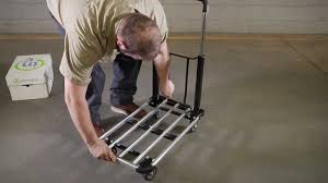 Roughneck Folding Platform Truck - 330-Lb. Capacity - YouTube Cosco Shifter Mulposition Folding Hand Truck And Cart Multiple Little Giant Usa 36 X 745 Steel 8 Wheeler Wagon Reviews Flatform Four Wheel Handtruck Model Platform Buy High Metal Trolley Luggage Wheel 10 Best Alinum Trucks With 2017 Research 18 Best Images On Pinterest Amazoncom Safco Products 4078 Fold Away Large Utility Costco Clearance Welcom Magna 4 Wheeled Magna 300lb Capacity Push Ff Shop Your Way Online Shopping Earn Platform Truck Youtube