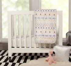 Babyletto Modo 5 Drawer Dresser White by Babyletto Origami Portable Mini Crib White Toys
