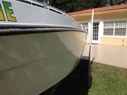 Zep Floor Polish On Fiberglass by Poli Glow Review The Hull Truth Boating And Fishing Forum