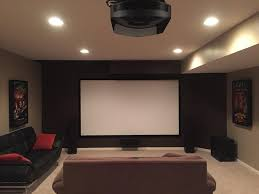 Stickman Death Living Room Walkthrough by Basement Home Theater Build 21 Pics Diy