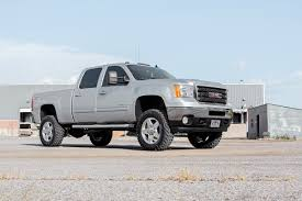 100 Truck Lift Kits 35in GM BoltOn Suspension Kit 1119 25003500HD Dale Yeah
