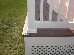 Certainteed Decking Vs Trex by Deck Building Railings Sales And Installation Just Decks Toms