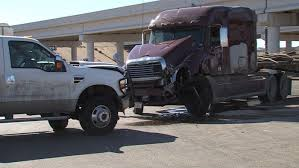 100 Truck Driver Accident Semi Transported To The Hospital After In Odessa