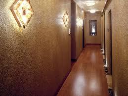 front entrance indoor lighting rustic foyer hallway wall lights