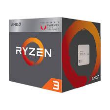 AMD Ryzen 3 2200G Processor Price In BDRyans Computers