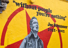 Joe Strummer Mural Nyc Address by Joe Strummer Mural Portobello Road 47 Images Joe Strummer