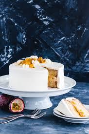 mango maracuja torte mit mango kompott fruchtiger maracuja creme füllung