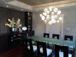 Chandelier Dining Room Mod Contemporary Design Ideas