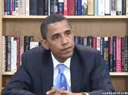 President Obama Kicks Open Door