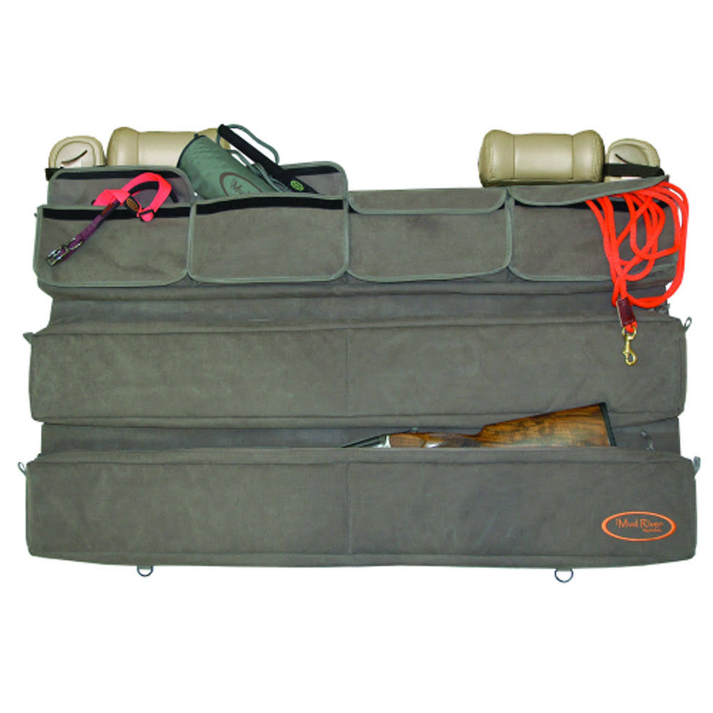 Mud River Truck Seat Organizer, Taupe