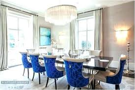 Navy Blue Dining Room Chairs Elegant