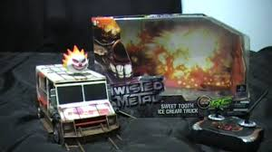 It Finally Arrived: Twisted Metal RC Sweet Tooth Truck - YouTube Twisted Metal Rc Playstation Sweet Tooth Palhao Pinterest Sony Playstations Ice Cream Truck Robocraft Garage Rember This Ice Cream Truck From Twisted Metal Back On Hollywood Losangeles Trucks Home Facebook The Review Adamthemoviegod E3 2011 Media Event Tooths A Photo Car Flickr Pday 2 Mod Sweeth Van Junkyard Find 1974 Am General Fj8a Truth