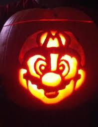 Mario Pumpkin Carving Patterns by Your Halloween Pumpkin Pictures Irish Mirror Online