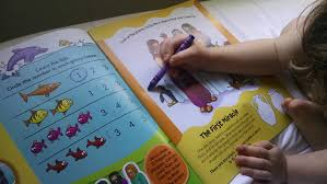 The Beginners Bible Sticker And Activity Book In Action