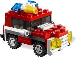 Lego 6911 Mini Fire Truck