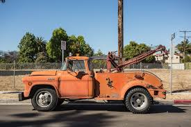 THE STREET PEEP: 1954 Chevrolet 4100 Tow Truck