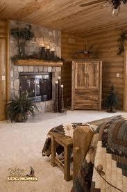 Log Home By Golden Eagle Homes Master Bedroom Decor Ideas Interior Design Tips