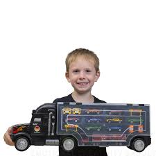 Big Daddy Super Mega Extra Large Tractor Trailer Car Collection Case ... Large Toy Fire Engines Of The Week Heavy Duty Dump Truck Ride On Imagine Toys Dickie Action Garbage Vehicle Cars Trucks Folk Toy Truck Large Hot Sale 1pc 122 Size Children Simulation Inertia State Cat Big Builder Nordstrom Rack Blockworks Set Save 61 For Toddlers Topqualityeatlarmonsthotwheelsjamgiantgravedigger Amazoncom John Deere 21 Scoop Games 13 Top For Little Tikes