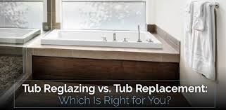 tub reglazing vs tub replacement custom tub and tile resurfacing